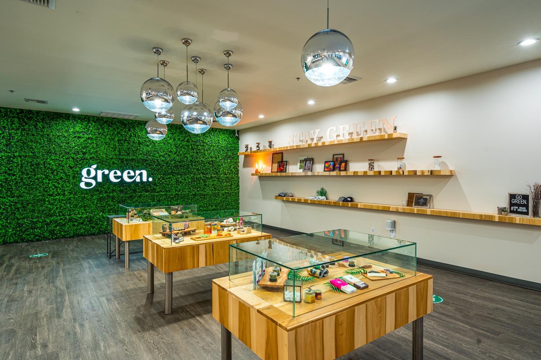 Green Cannabis Dispensary Las Vegas