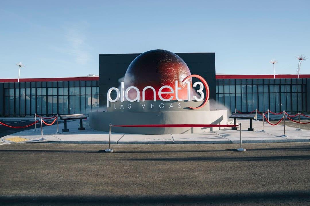 Planet 13 Dispensary Las Vegas